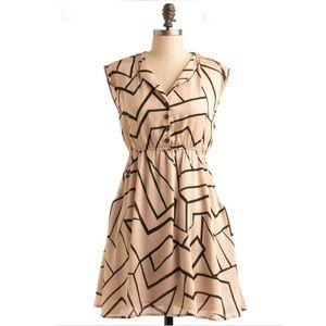 NWOT Dee&Ray ModCloth Dress